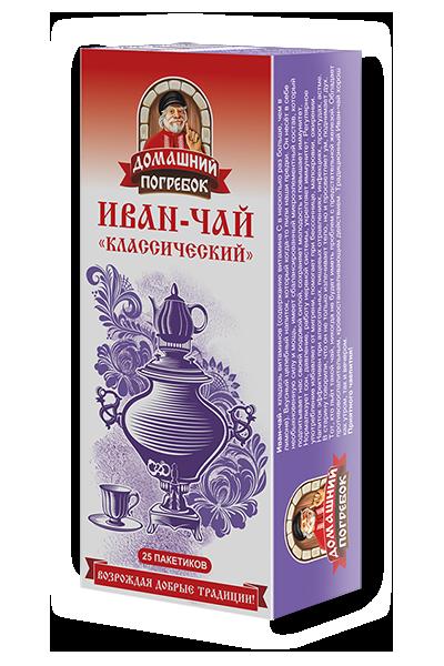 """Иван-чай """"Классический"""" пакетированный"""