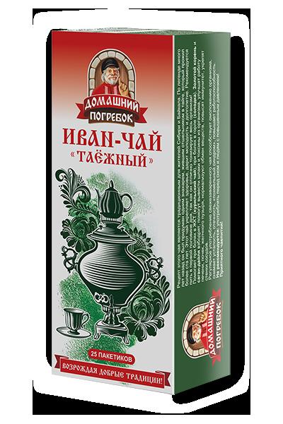 Иван-чай Таежный пакетированный