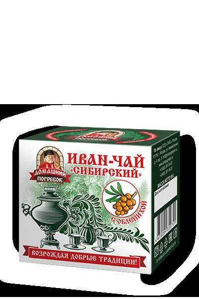"""Иван-чай """"Сибирский"""" с облепихой"""
